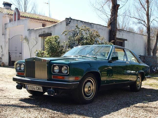 Rolls Royce Camargue (Madrid)