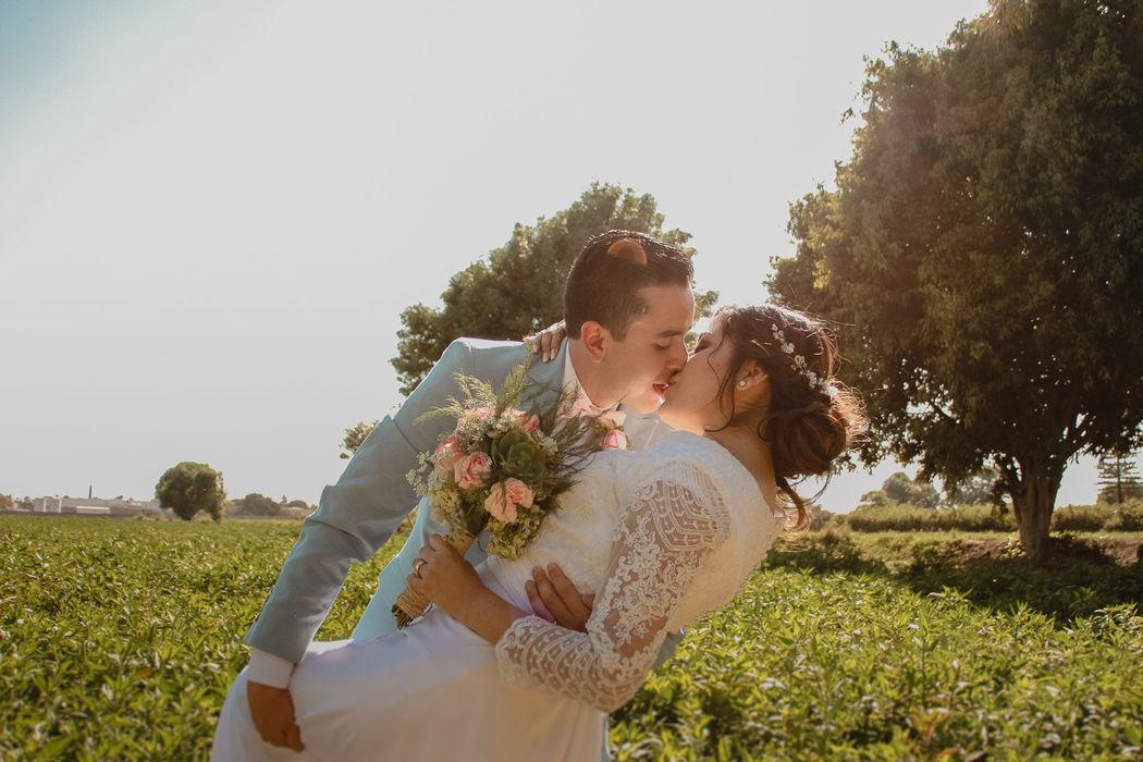 Vladimir Liñán wedding photographer
