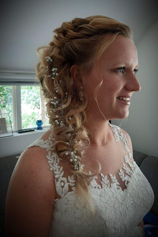 Bruidsstyliste Roelien