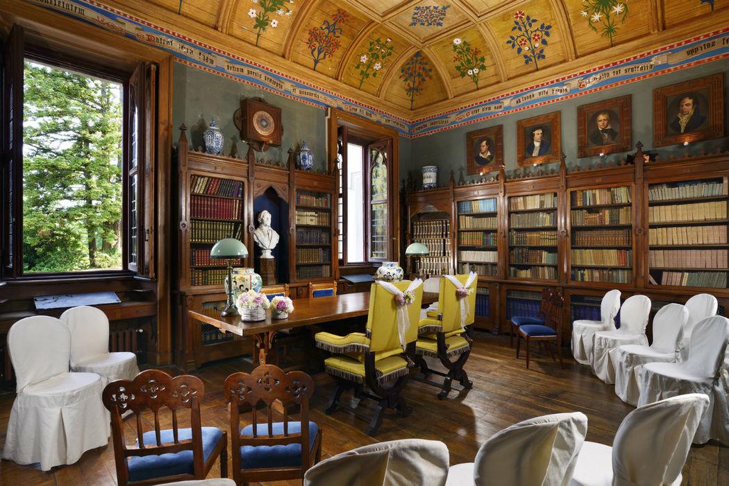 Rito Civile - Biblioteca Castello