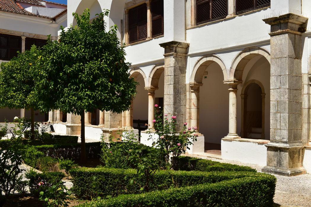 Jardim - Claustro