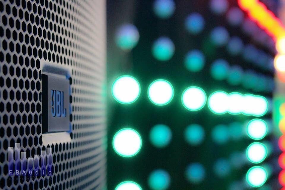 Equipamiento de audio de primer nivel