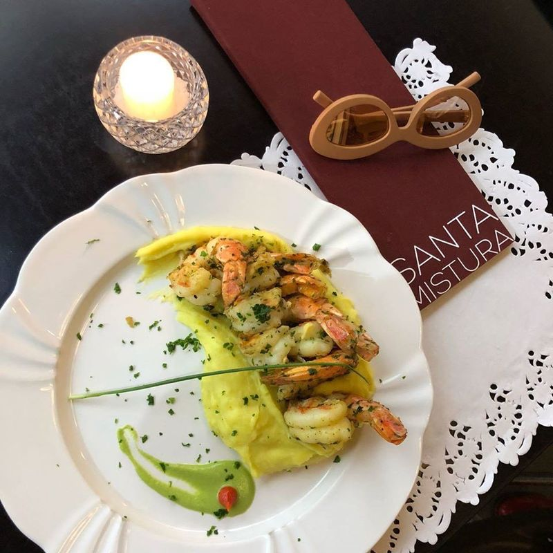 Restaurante Santa Mistura