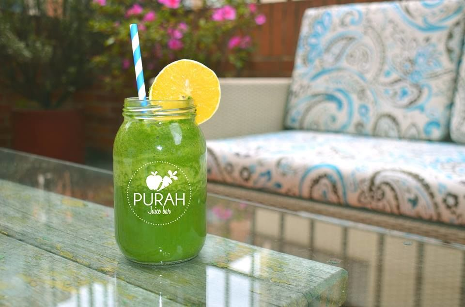Purah Juice Bar SAS