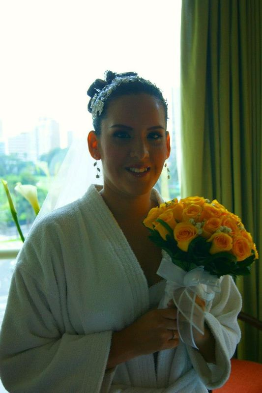 Novia Anita Prado.