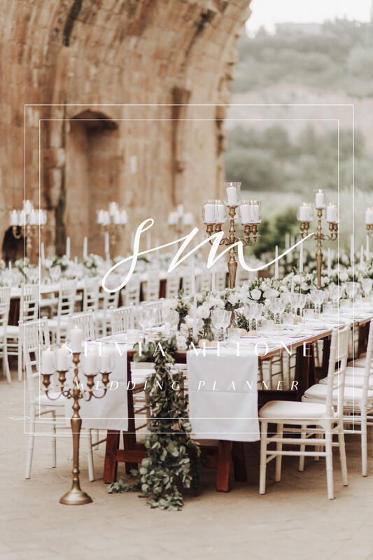 Silvia Melone wedding planner