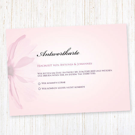 Hochzeitskarten von Wunderkarten Foto: wunderkarten.de
