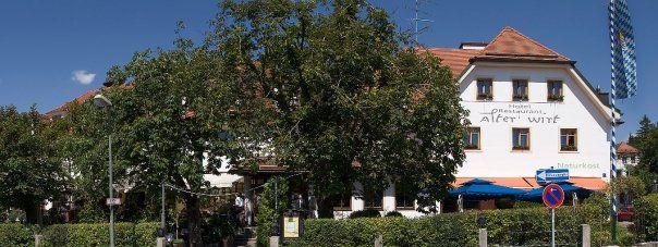 Beispiel: Außenansicht, Foto: Bio-Hotel Alter Wirt.