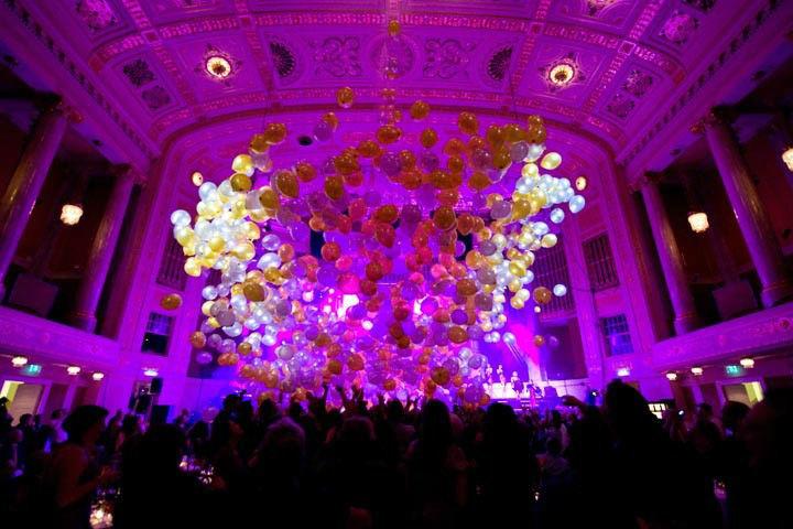 Beispiel: Das Highlight für Ihre Hochzeitsfeier, Foto: Ballons & Ballons.