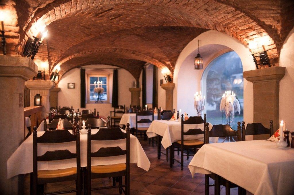 Beispiel: Restaurant, Foto: Landhotel Altes Zollhaus.