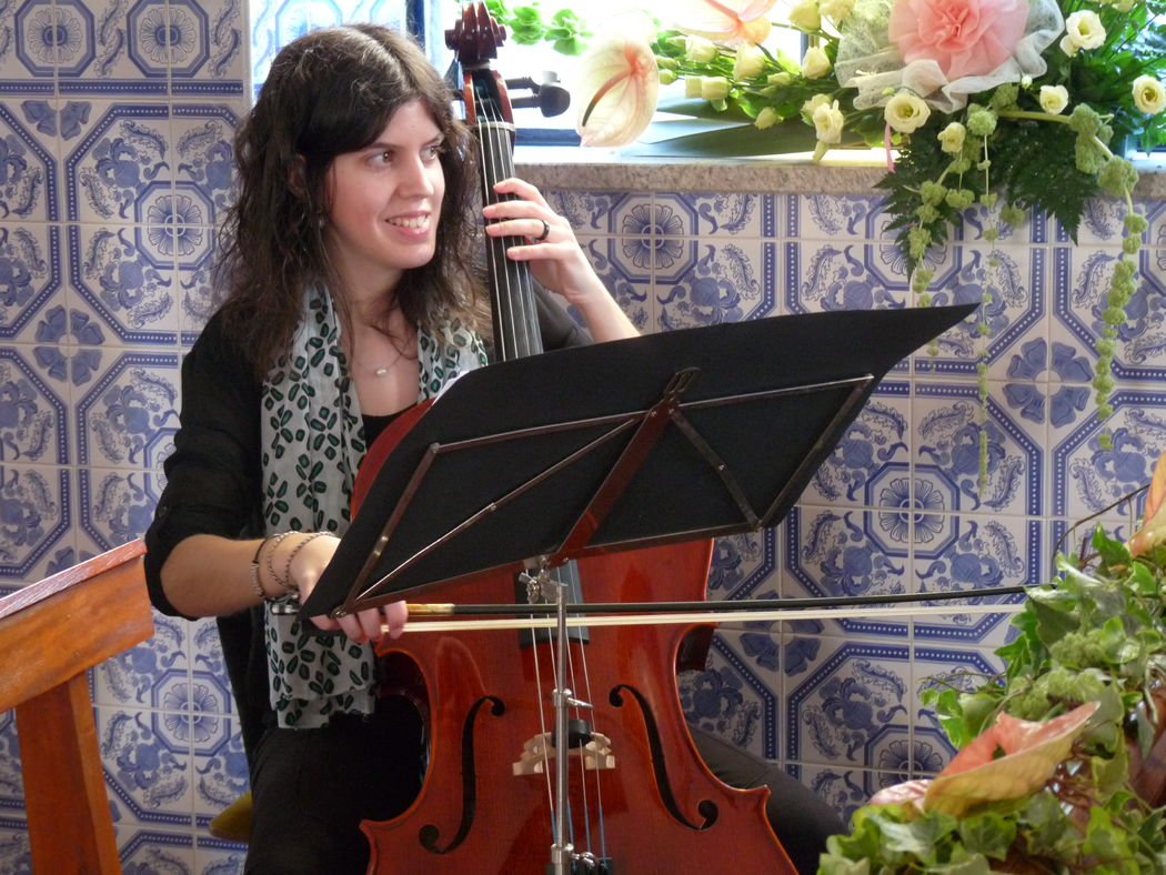 Violoncelista - Inês Santos