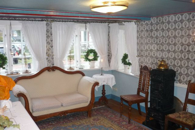 Beispiel: Einladende Atmosphäre, Foto: Kleines Gesellschaftshaus.