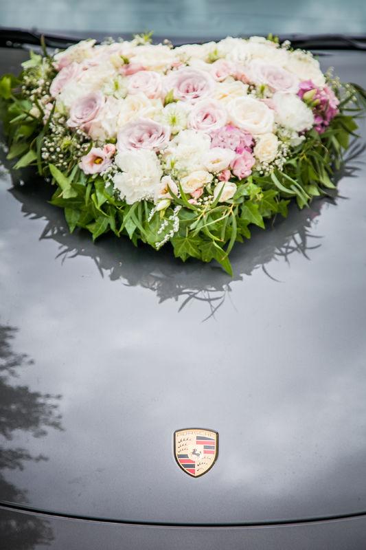 Autoherz in zarten Pastells Foto: Christian Stumpf