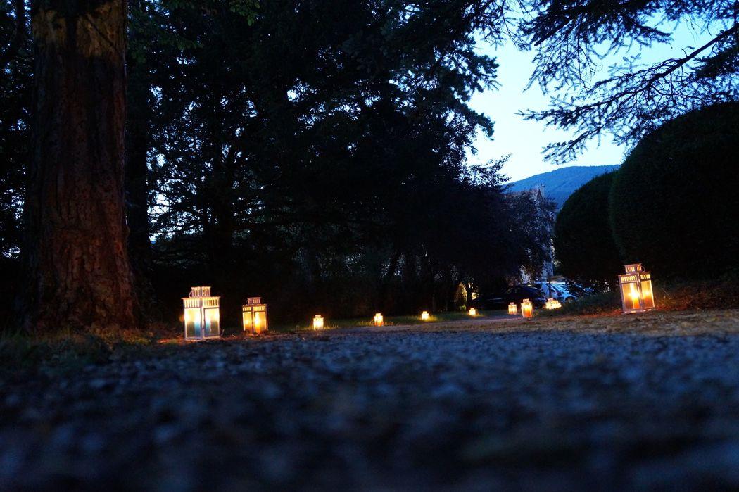 Lanternes de nuit