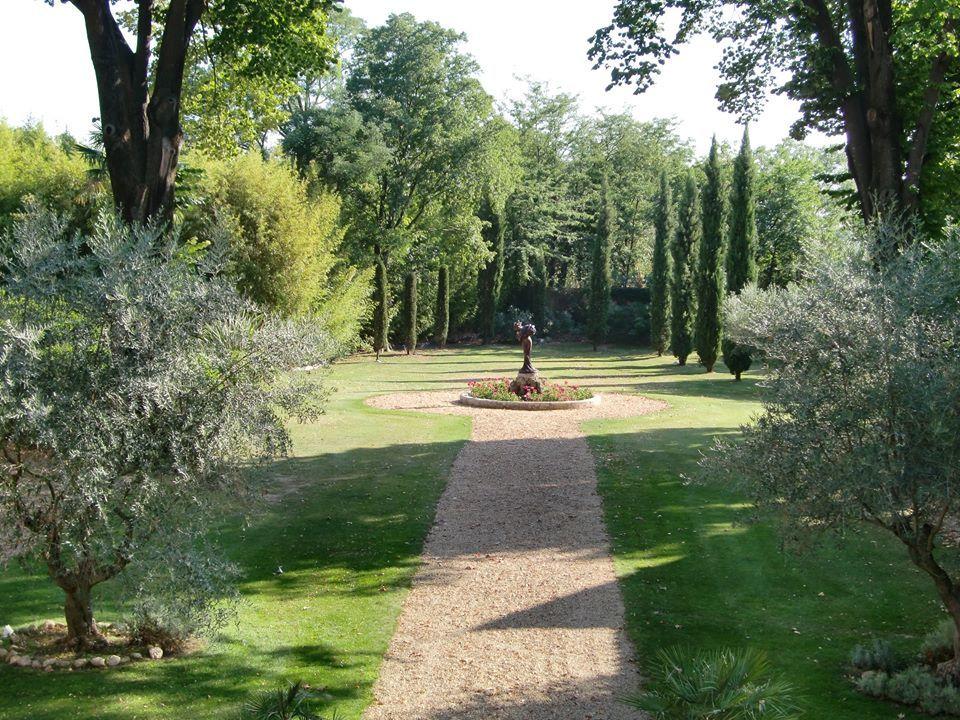 Château Rieutort - vue depuis les chambres