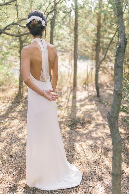 Robe de mariée en soie : Arcana Roméo new