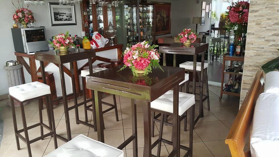 Alquiler de Salas Lounge Rusticas - Parihuelas – Sillones