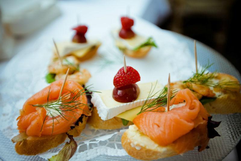 Beispiel: Catering für Ihr Fest, Foto: Lucia Sposa.