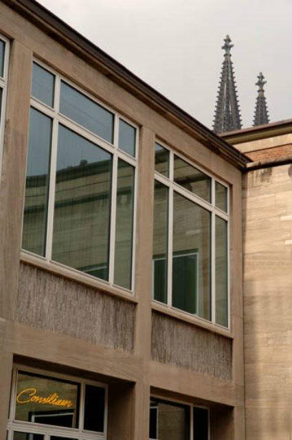 Beispiel: Außenansicht, Foto: Consilium.