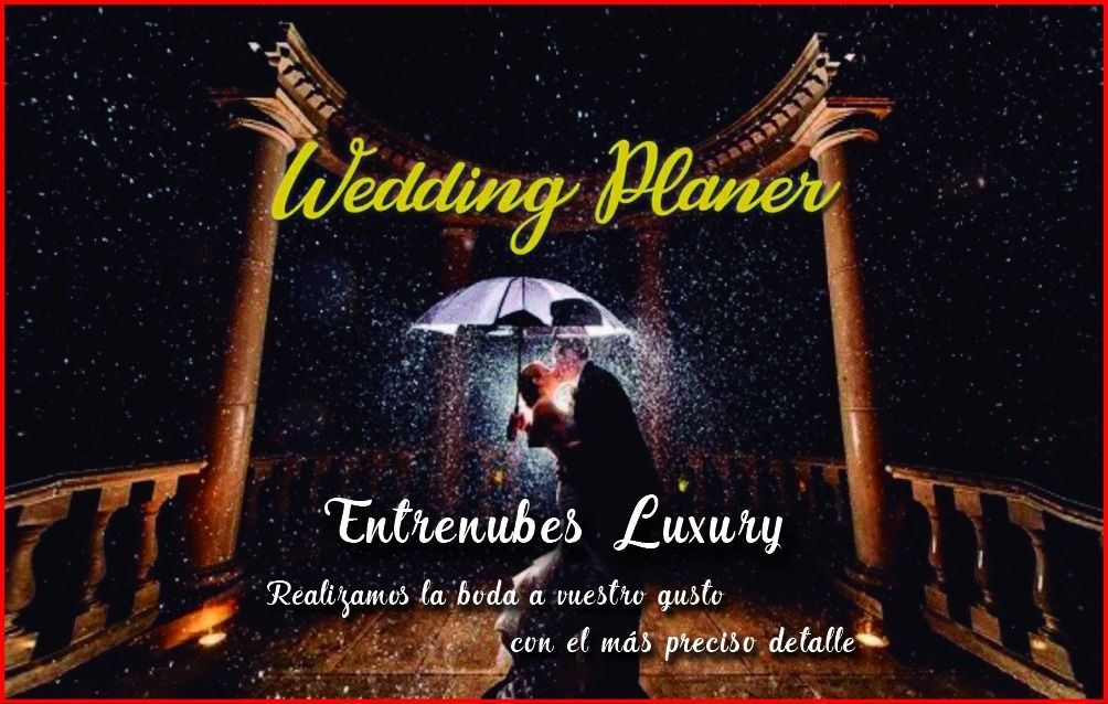 Entre Nubes Luxury Wedding Planner - Online