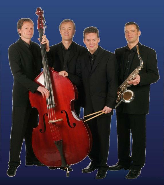 Beispiel: Jazzband, Foto: 1st Choice Band.