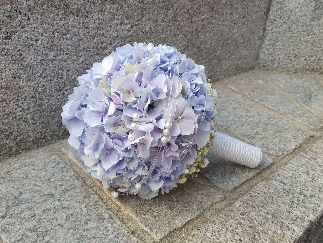 Blumen Graben