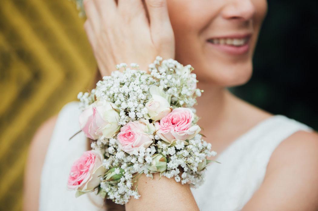 Ein etwas anderer Brautstrauss