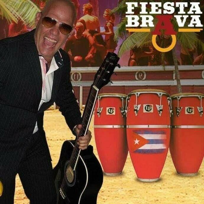 Cantante Cubano - Manny cruz