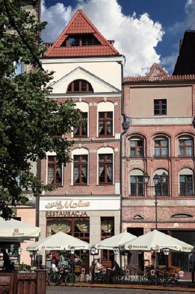 Restauracja&Apartamenty Molus