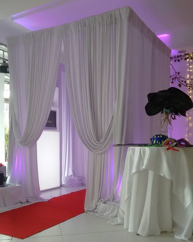 Cabina Fotográfica Photo Lounge CG