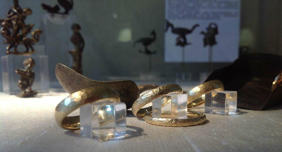 Beispiel: Schmuckringe, Foto: Thomas Becker Atelier für Schmuck.