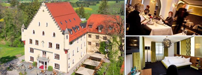 Beispiel: Ihre Hochzeit im Schloss, Foto: Schloss zu Hopferau.