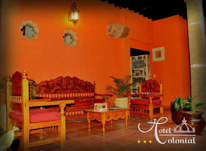 Hotel Colonial Morelia