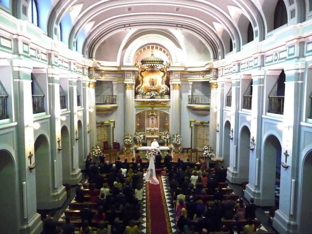 Real Basílica de Ntra. Sra. de Atocha, Madrid
