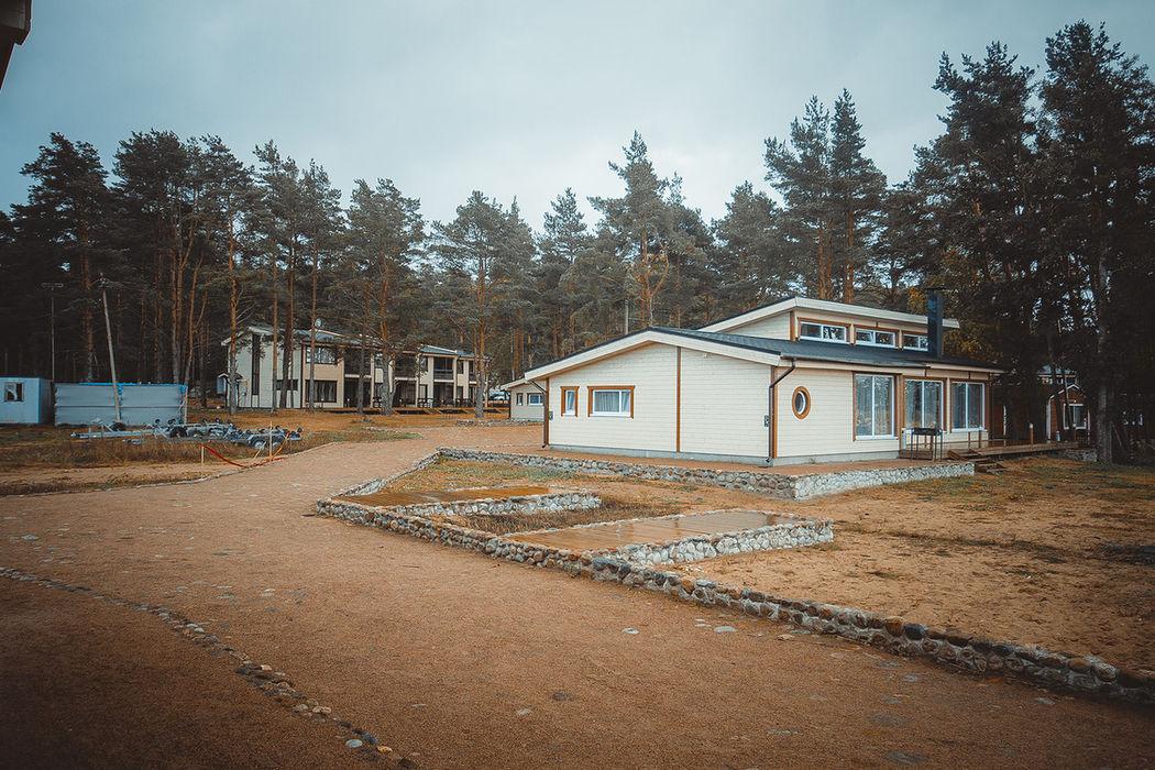 База отдыха Окуневая