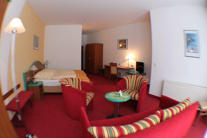 Beispiel: Zimmer, Foto: AKZENT Hotel Zur Post.