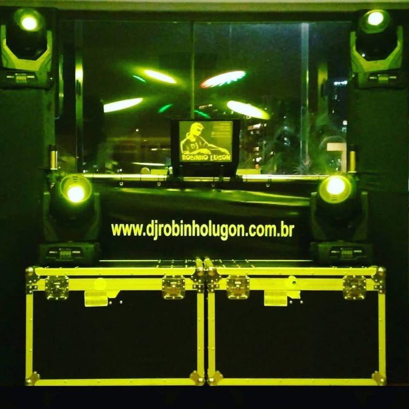 DJ Robinho Lugon