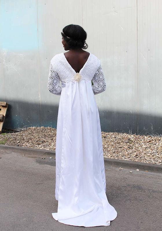 Vererbt - Brautmode mit Geschichte