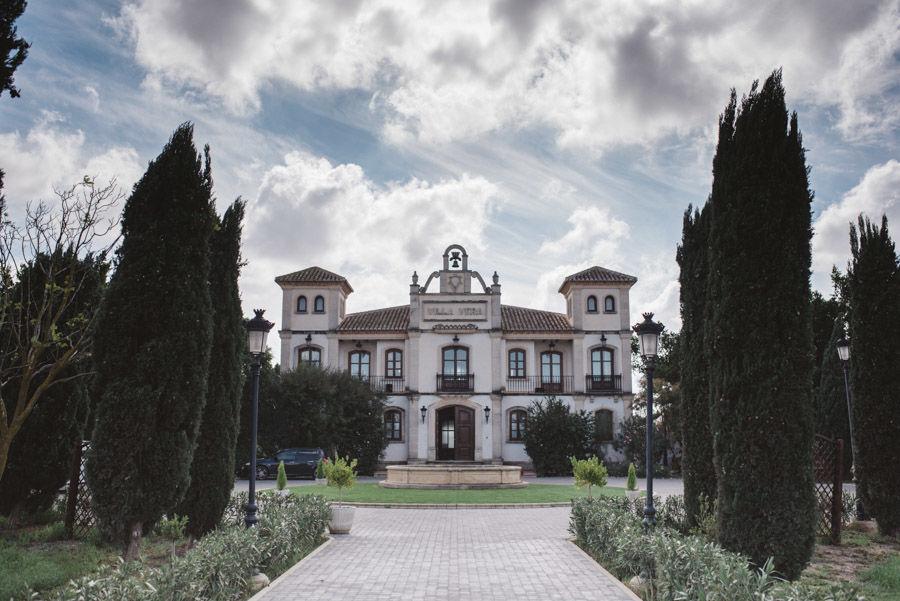 Boda en Villa Vera - VegaBodas