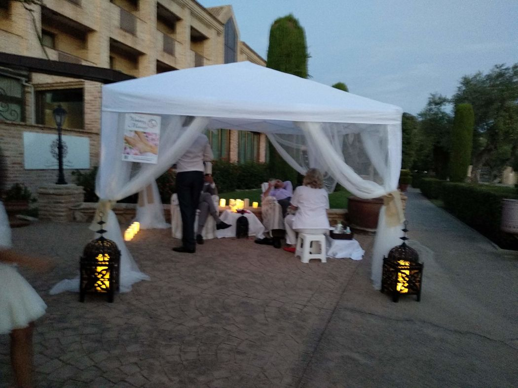 Wedding Massage
