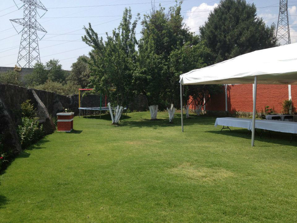Jardín de Eventos Ficus