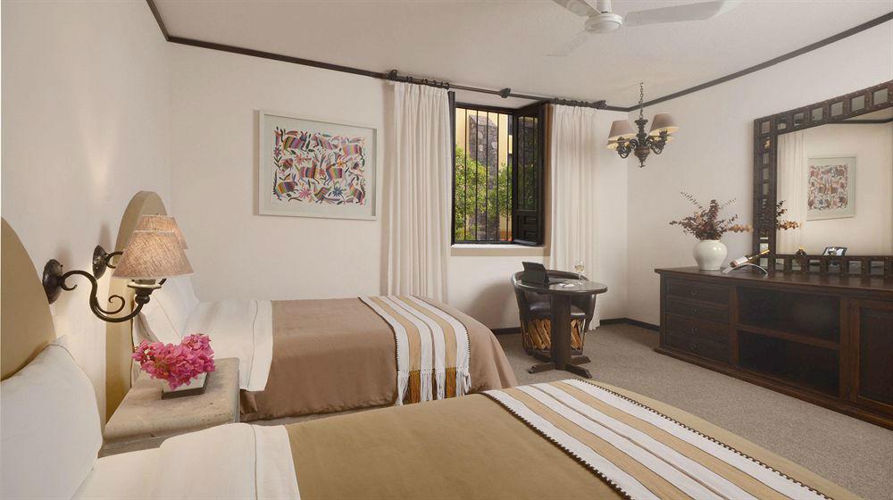 Habitaciones De Lujo dos camas
