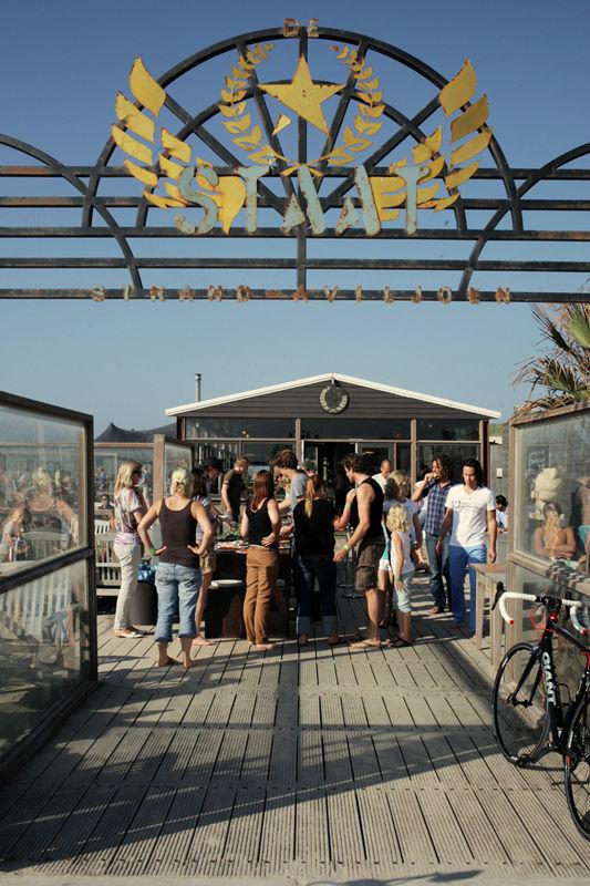 Strandpaviljoen De Staat
