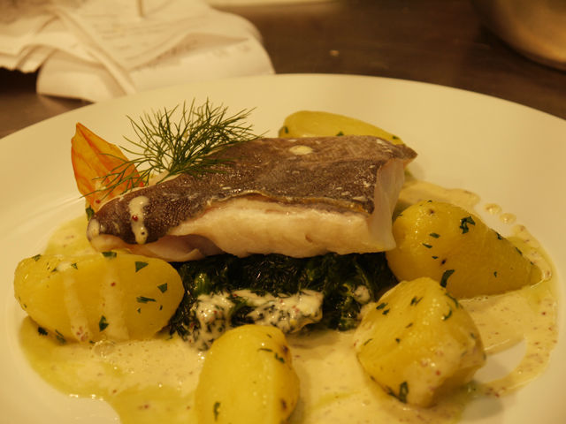 Beispiel: Kulinarische Köstlichkeiten, Foto: Wasserschloss Speicherstadt.