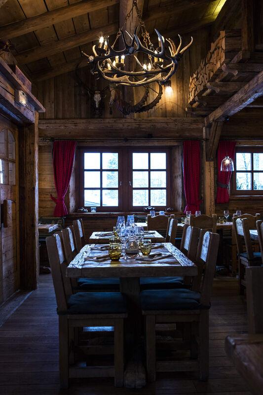 Trattoria de la Taverne, Mont d'Arbois