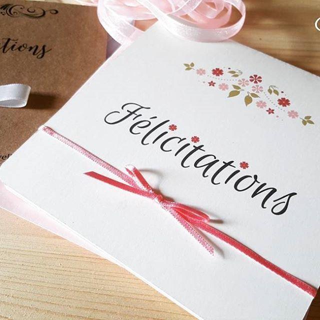 Carte Félicitations Sur mesure ©CCreations