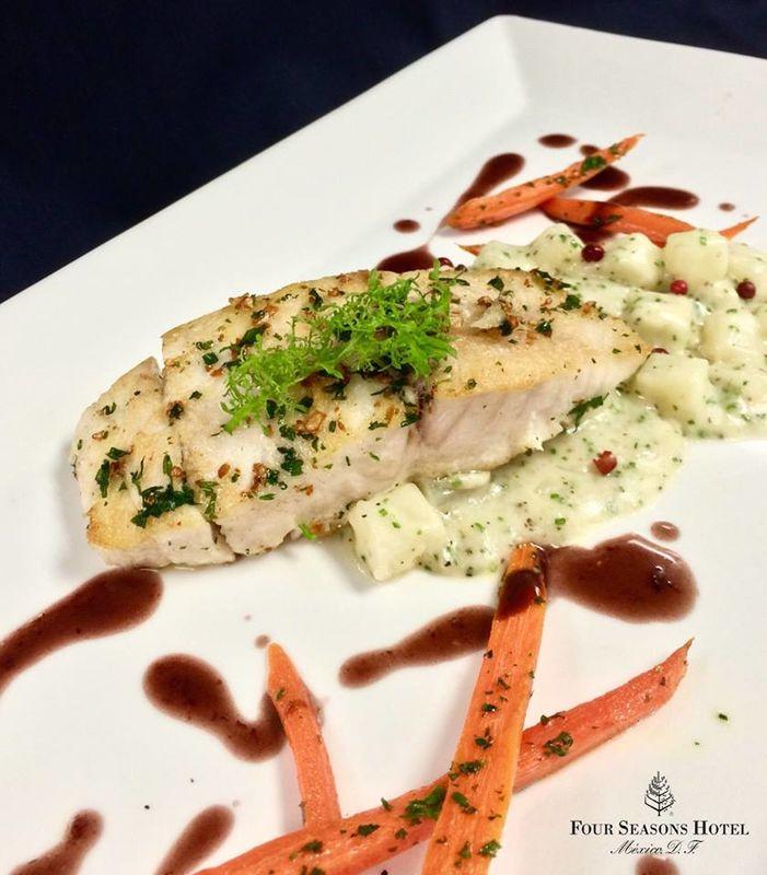 Restaurante Reforma 500