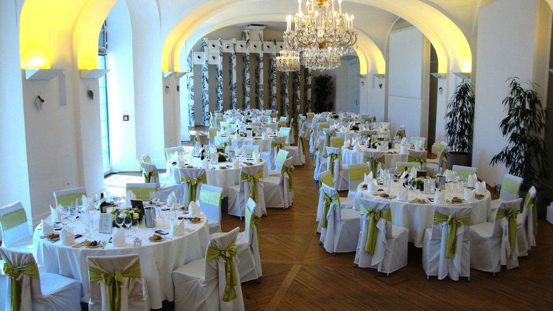 Beispiel: Eindruck von den Räumlichkeiten, Foto: Schloss Schönbrunn.