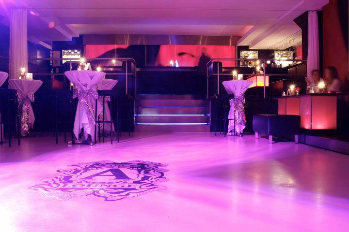 Beispiel: Ausreichend Platz, Foto: A-Lounge Berlin.
