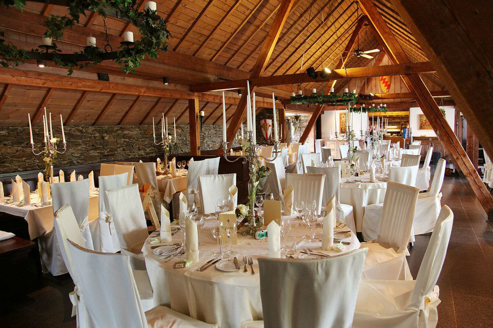 Beispiel: Traumhafte Hochzeitslocations, Foto: gelassen feiern Ihre Event Manufaktur.